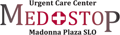 Logo - Urgent Care Center Med Stop Madonna Plaza SLO